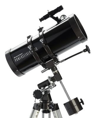 Celestron PowerSeeker 127EQ Teleskop CL 21049