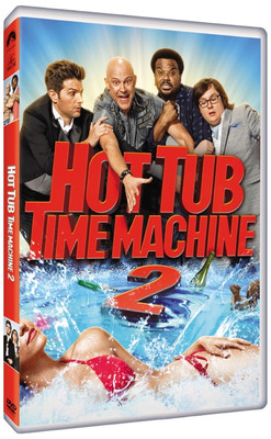 Hot Tub Time Machine 2 - Jakuzi Ekspres 2 (SERI 2)