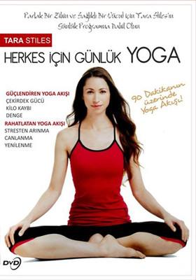 Tara Stiles This Is Yoga - Herkes Için Günlük Yoga