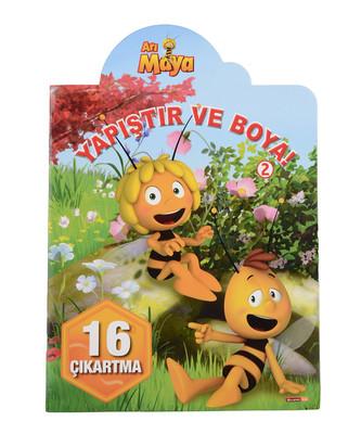 Arı Maya Yapıştır ve Boya 2
