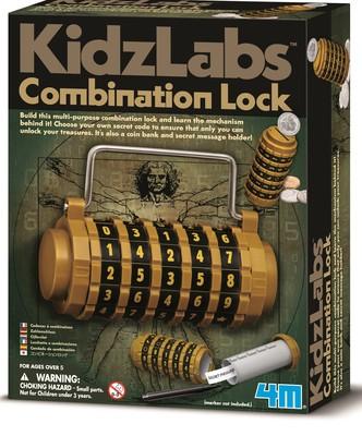 4M Combination Lock/ Şifreli Kilit