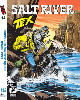 Tex 12 Salt River - Rehin Alınmış Bir Kadın