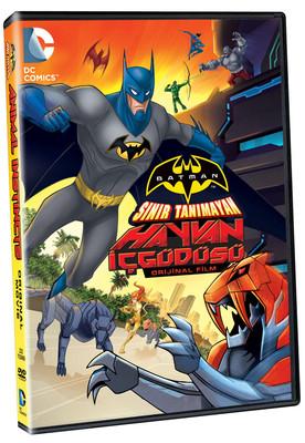 Batman Unlimited: Animal Instincts - Batman Sinir Tanimayan: Hayvan Içgüdüsü