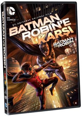 Batman Vs. Robin - Batman Robin'e Karsi