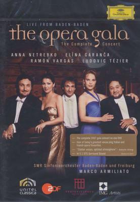 The Opera Gala - Live From Baden - Baden[Swr Sinfonieorchester Baden-Baden Und Freiburg ...]