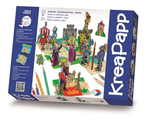 KreaPapp Büyük Oyun Seti 3D Yapboz