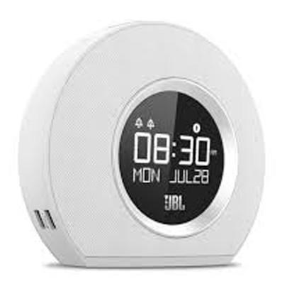 JBL Horizon Alarmli Saat Hoparlör Beyaz