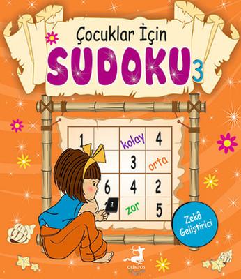 Çocuklar İçin Sudoku - 3