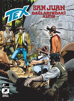 Tex 14 - San Juan Dağları'ndaki Altın - Hermann'ın Gönüllüleri