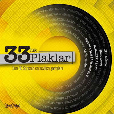 33'lük Plaklar