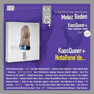 KaosQueer Dergisi  Sayı 2
