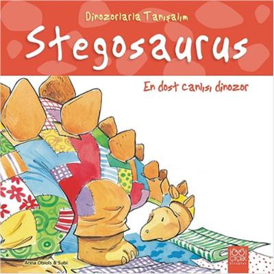 Dinozorlarla Tanışalım - Stegosaurus - En Dost Canlısı Dinozor