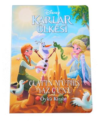 Disney Karlar Ülkesi Olaf'ın Müthiş Yaz Günü
