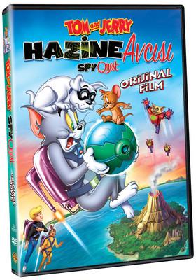 Tom And Jerry: Spyquest - Tom Ve Jerry: Hazine Avcisi
