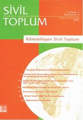 Sivil Toplum Dergisi 3