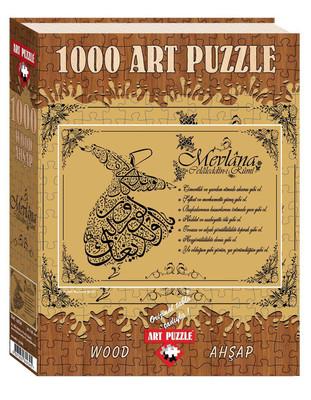 Art Puzzle Ahsap Hz.Mevlana'nin Yedi Ögüdü 4434