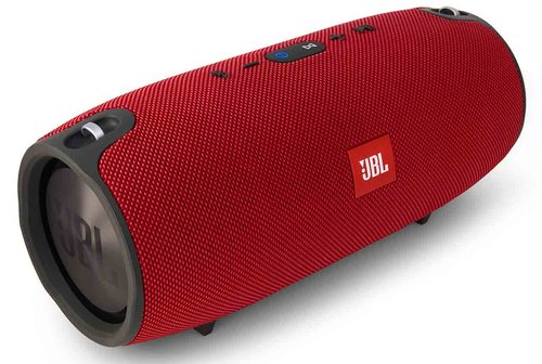 JBL XTREME Bluetooth Hoparlör Kırmızı