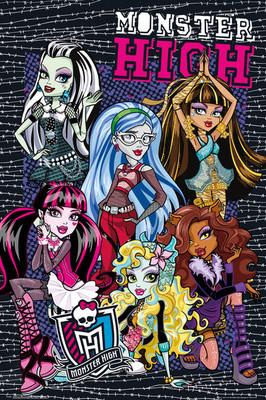 Monster High Barbed Fp3300
