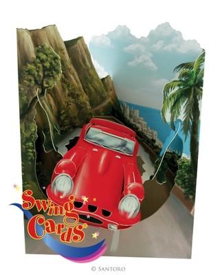 Santoro Gc-Swing Cards-Sports Car Sc141