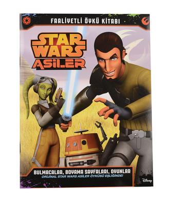 Starwars Asiler Faliyetli Öykü Kitabı