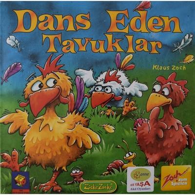 Dans Eden Tavuklar