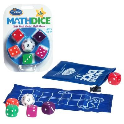 Matematik Zarlari Çocuk / Math Dice Jr