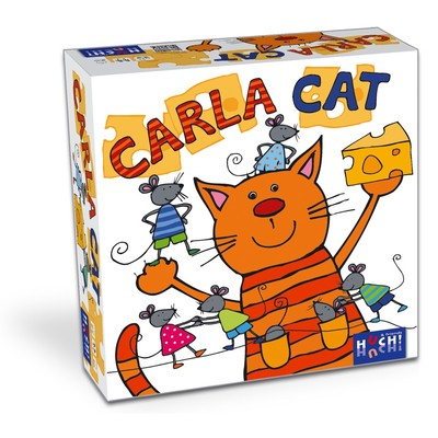 Kedi ve Fareler / Carla Cat