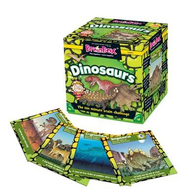 BrainBox Dinozorlar / Dinosaurs