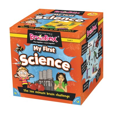 BrainBox Bilimle Ilk Tanismam / My First Science