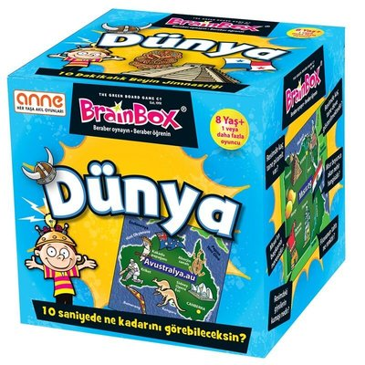 BrainBox Dünya Türkçe
