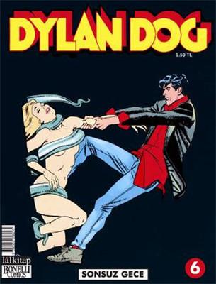 Dylan Dog Sayı 6 - Sonsuz Gece