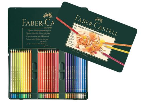 Faber-Castell Polychromos Boya Kalemi 60 Renk 5188110060