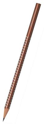 Faber-Castell Parlak Renkler Metalik Bronze Kurşun Kalem