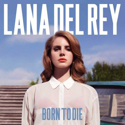 Born To Die Deluxe Edition Gatefold Sleeve