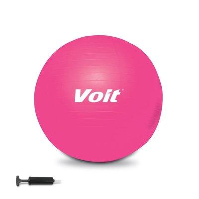Voıt Gymball 55 Cm Fuşya Pompalı 1VTKAGYM/55C-090-P
