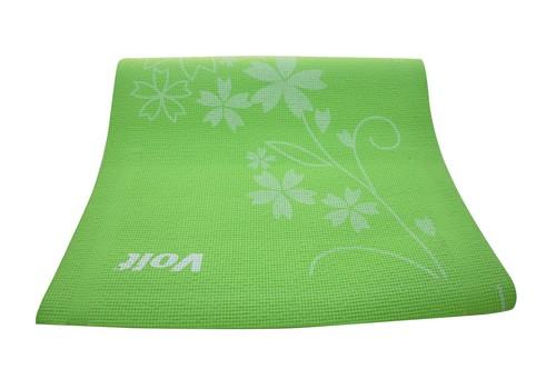 Voıt Yoga Mat Desenli Yeşil 1VTAKEM113/069