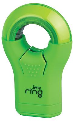 Serve Ring Silgili Kalemtiras Tekli Fosforlu Yesil SV-RING1FY