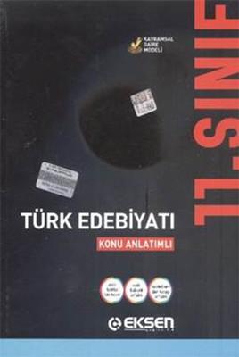 Eksen 11. Sınıf Türk Edebiyatı Konu Anlatımlı