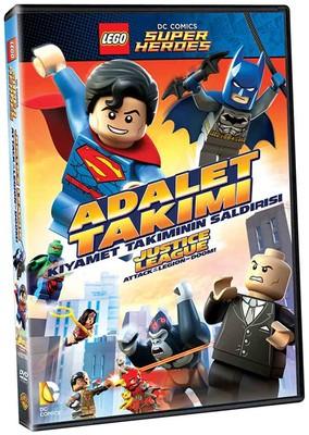 Lego Dc Süper Kahramanlar: Adalet Takimi: Kiyamet Takiminin Saldirisi