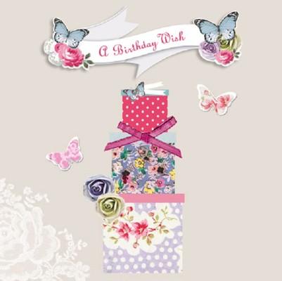 Hallmark Ithal Kart Birthday Bellissima 100 11384126