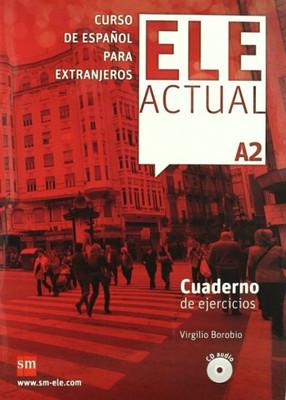 Ele Actual A2 Cuaderno de Ejercicios + CD