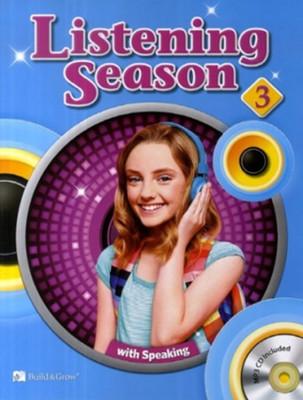 Listening Season 3 With Workbook + MP3 CD 2nd Edition