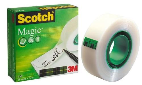 Scotch Magic Bant, 19Mm X 33M 810-1933