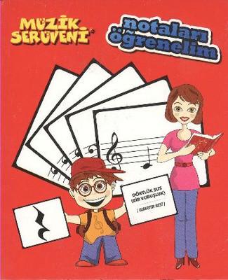 Müzik Serüveni Notaları Öğreniyorum