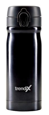 Trendix Çelik Içli Matara 350Ml Gri (Termos Özellikli)