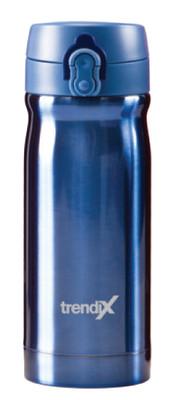 Trendix Çelik Içli Matara 350Ml Mavi (Termos Özellikli)