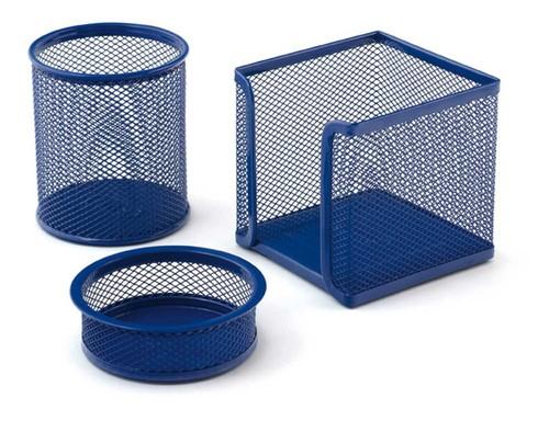 Mas Perfore Üçlü Set (Mavi) 0505