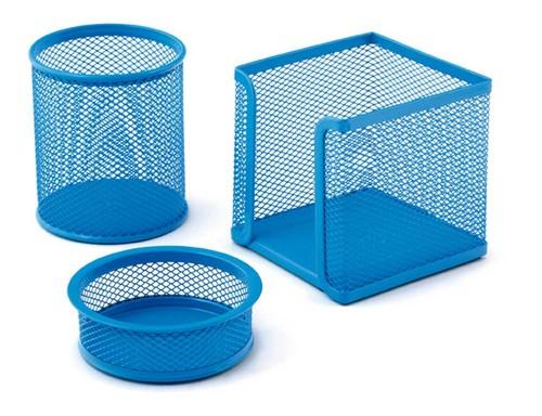 Mas Perfore Üçlü Set (Bebe Mavi) 0505