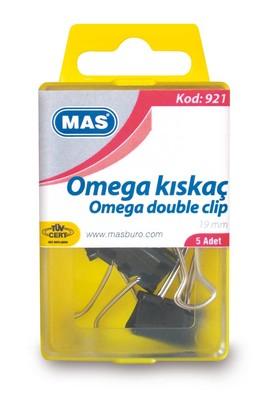 Mas Omega Kiskaç 19 Mm.5 Adet  921