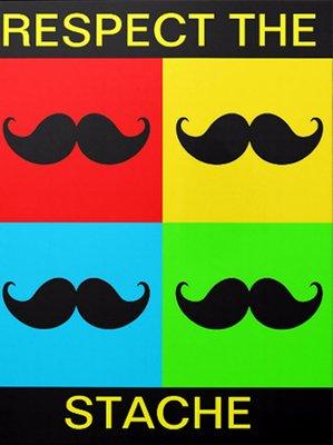 Morning Glory A4 Mustache Pls Kp Def. 1815